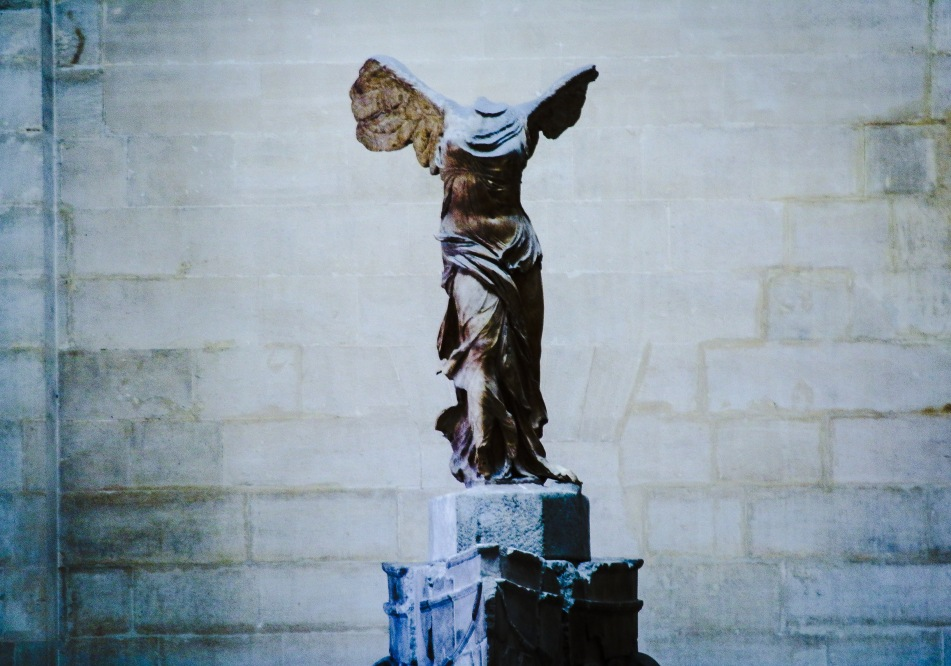 Winged victory of Samothrace - Louvre, Paris