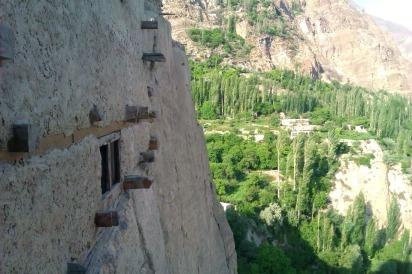 Baltit fort windows
