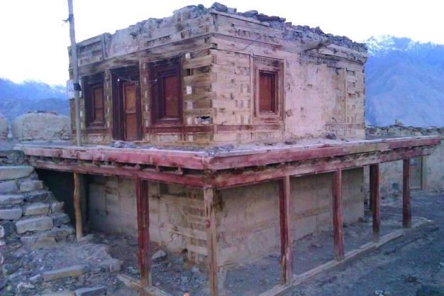 Kharphocho Fort Skardu