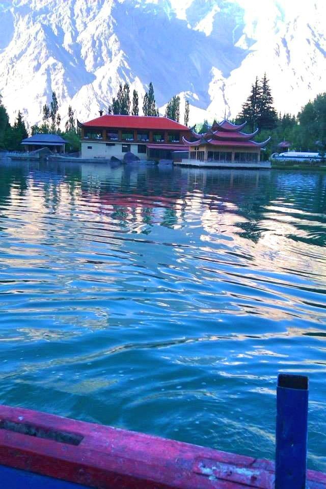 Shangrilla Lake